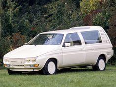 Citroen Aventure (Sbarro), 1986