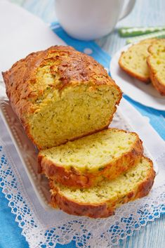 There's lots of wonderful zucchini available toward the end of summer. If you're looking for a new recipe try our super moist and tasty zucchini bread. Even you're pickiest eater won't know they are eating a vegetable. This bread takes more like cake.  #zucchinibread #zucchinirecipe