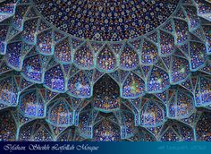 sheikh lotfollah mosque - Google Search