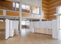 VORA Arquitectura || Comercio Portátil Auditorio de Barcelona || 2013