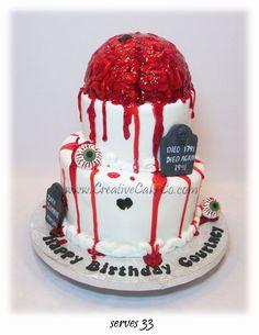 Adult Birthday Cakes at Creative Cake Co.   Creative Cake Co.