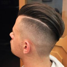 cool 25 Slicked Back Undercut Ideas - Superb and Stylish Hairstyles Check more at http://stylemann.com/best-slicked-back-undercut-ideas/