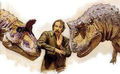 Desconforto Os Dinossauros e o Mundo Fantástico de James Gurney