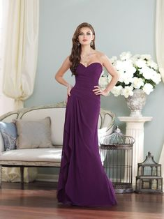 BY21391 bridesmaid dress from the Sophia Tolli 2014 collection