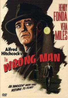 The Wrong Man, 1956 movie poster