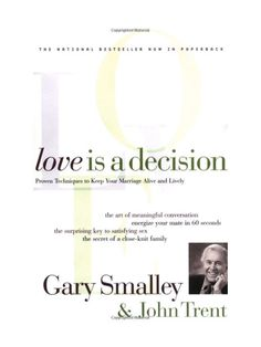 Love Gary Smalley - best marriage books ever.