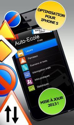 application gratuite code de la route 2013