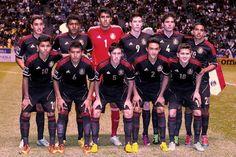 La selección Mexicana sub 20 se enfrentará a Grecia