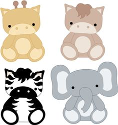 View Design: animal set