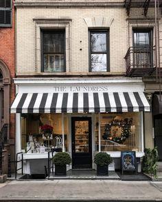 Christmas Shopfronts - The Shopkeepers