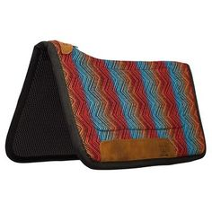 Tacky-Tack All Purpose Contoured Saddle Pad - Weaver Leather Equine Western Saddle Pads, Barrel Racing Tack, Mold And Mildew, Horse Tack, Best Brand, Contour, Detail, Fabric, Leather