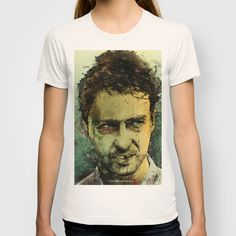 Daily Tee: Edward Norton custom t-shirt design by Fresh Doodle – JP Valderrama