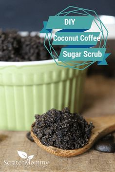 DIY Coconut Coffee S