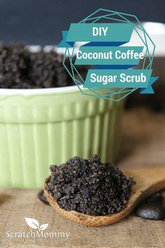 DIY Coconut Coffee S