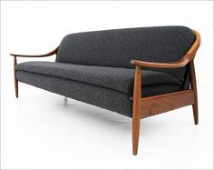 I want this!   Greaves & Thomas Sofa Bed  Maker Greaves & Thomas, London  Date 1960