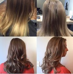 Before & After by Karen!
