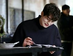 Goblin:The Lonely and Great God \Lee Dong Works Grim Reaper
