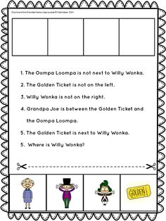 Logic puzzles are so great for improving higher order thinking skills and reading accuracy.