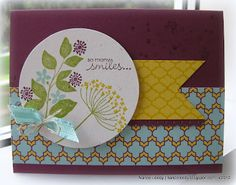 Summer Silhouettes stamp set