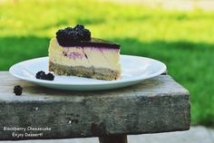 Blackberry Cheesecake Blackberry Cheesecake, Cheesecakes, Desserts, Food, Tailgate Desserts, Deserts, Essen, Cheesecake, Postres