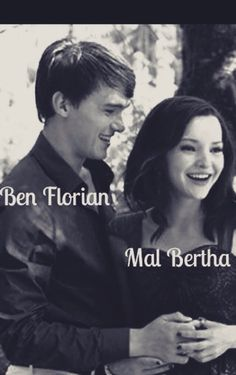 Florian and Bertha a match made in Heaven