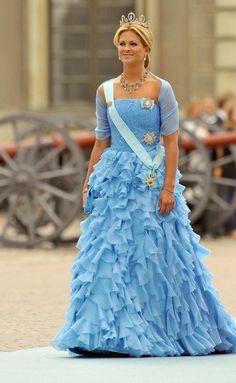 Boda de la Princesa Victoria de Suecia: el vestido de novia de la ...
