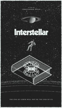 25 Incredible Fan-Made Interstellar Posters Christopher Nolan did it again. 25 Incredible Fan-Made Interstellar Posters Christopher Nolan did it again. If looking for a movie Best Movie Posters, Movie Poster Art, Cool Posters, Film Posters, Retro Posters, Music Posters, Space Posters, Polish Posters, Theatre Posters