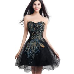 Favebridal 2015 Women's Short Cocktail Dress Prom Party Gown FSD039 at Amazon Women's Clothing store: