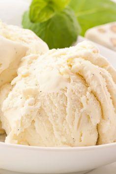 Homemade Ice Cream in a Bag