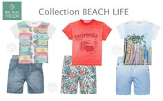 Collection Beach Life 3 Pommes