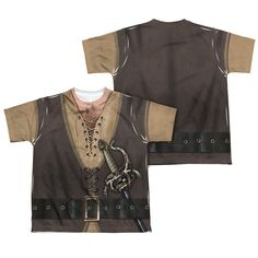 Inigo Montoya Sublimated T-Shirt