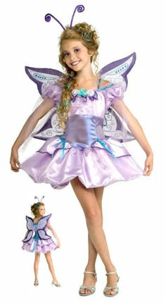 Teen 0 2 Teen Butterfly or Fairy Costume Fairy Costumes | eBay