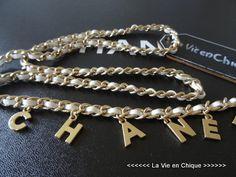 Chanel Cientuur 90s