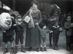 Immigrati italiani  america1912