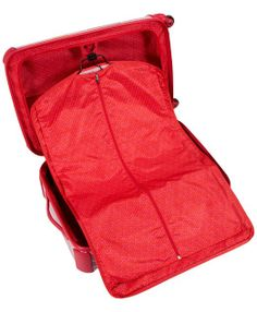 Amazon.com: Tumi Jonathan Adler Vapor Medium Trip Packing Case, Pink Cheveron, One Size: Clothing