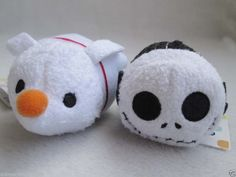 The Nightmare Before Christmas Tsum Tsums are slated for a Fall release and Jack Skellington and Zero are a part of a larger set similar to the monthly Tsum Tsum releases.