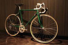 the PARK-Tokyo bike