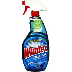 I'm learning all about JOHNSON S. C 80127-4 BLU WINDEX 32 OZ BLUE Case of 12 at @Influenster!