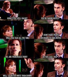 I love Donna! My favorite companion