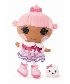 Look at this Lalaloopsy Littles Twirly Figure Eight Doll on #zulily today!