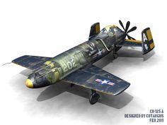 Cu-125 A internals 1 by José Garcia, ~CUTANGUS on deviantART...  The Age of Swefty (10/24/13)