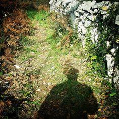 Esta é a minha sombra.  Este facto é interessante pois aquilo que parece que as pessoas são, é assim como uma sombra.  Nunca devemos julgar ninguém, muito menos julgar pelas aparências.  Porém, se a sombra: - NÃO DIZ TUDO O QUE A PESSOA É, diz tudo o que a pessoa é... - DIZ MUITO SOBRE O QUE NÃO É!  Olhando para a minha sombra poderá ser difícil saber que pessoa sou, mas ficas a saber que não sou de certeza um cavalo ou uma árvore.  A minha sombra não diz muito do que sou mas diz muito do…