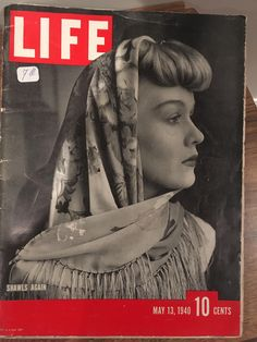 This LIFE magazine from May 13 1940.