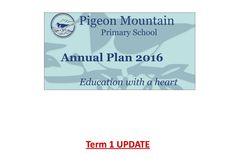 2016 Annual Plan