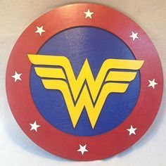 Wonder Woman Shield - Cosplay sized replica. Please visit www.alltru2u.com for pricing and purchase.