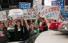 Gas report assesses anti-fracking movement effectiveness