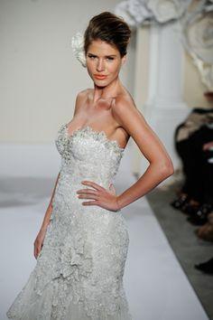 Pnina Tornai #wedding | Kat Harris
