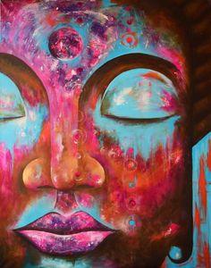 Buddha I Art Print