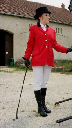 english style - equestrienne