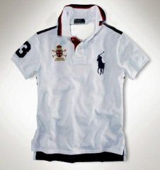 Ralph Lauren Custom-Fit Crested Polo White, high quality ralph lauren  clothing, t-shirts, sweaters, jackets,coats and good after-sale service to  satisfy our ... 6a97b4351f9
